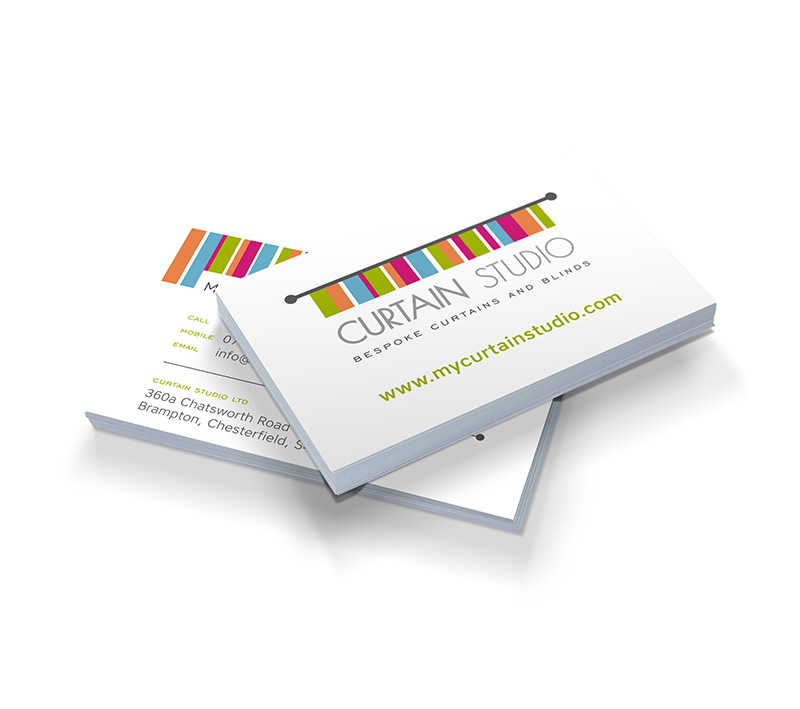 Sheffield business card printers fast high quality and full business cards reheart Choice Image