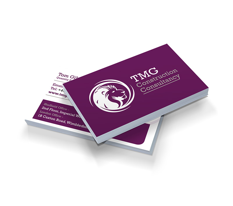Plastic cards in sheffield the sheffield printers sheffield printers tmg business cards colourmoves Choice Image