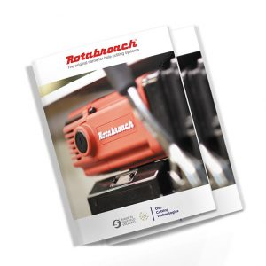 Rotabroach Brochure - Sheffield Printers