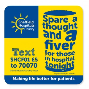 sheffield printers sheffield hospitals charity beer mat