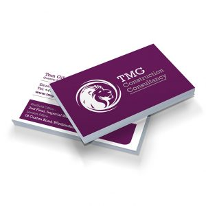 sheffield printers TMG business cards