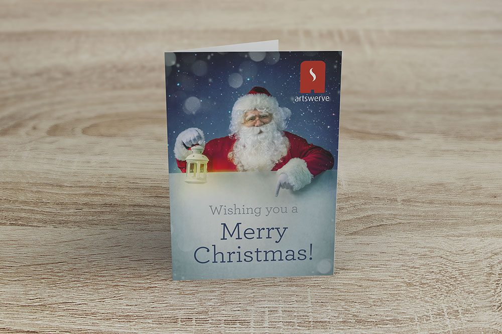 Personalised Christmas Cards in Sheffield