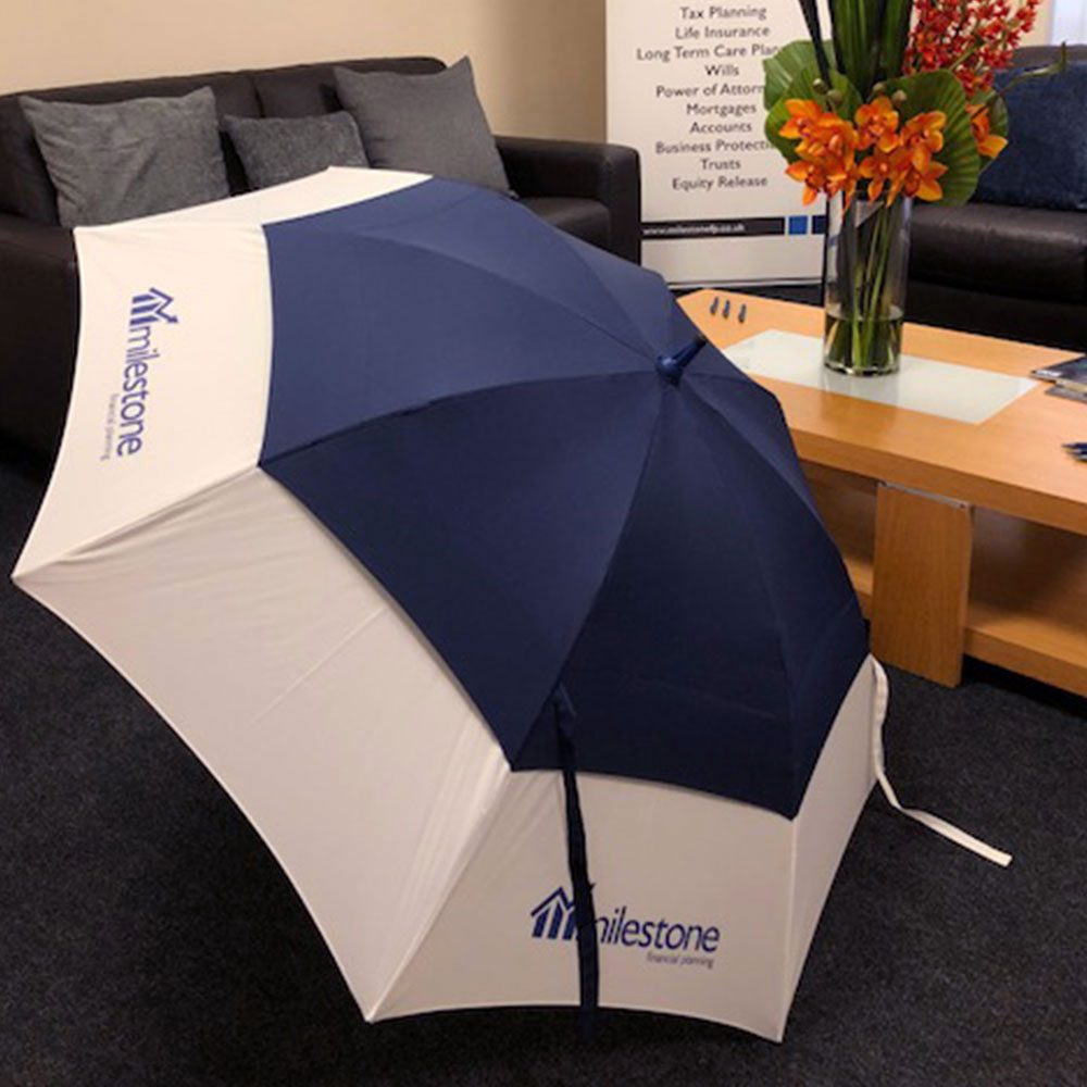 Umbrella Printing in Sheffield